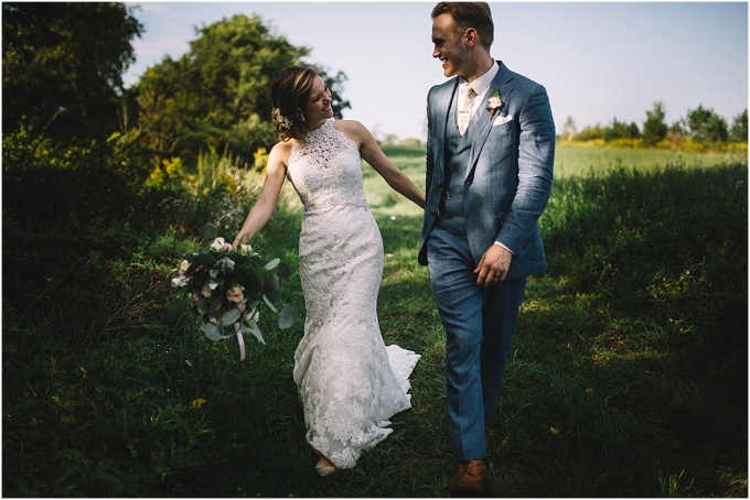 sean + kara // misty farms weddingphotography