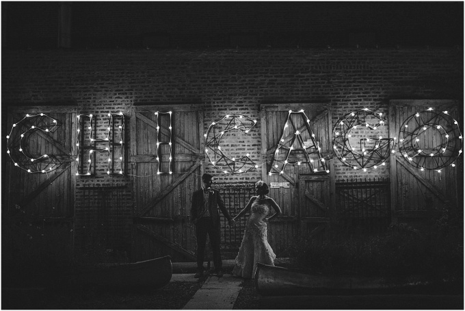 don + danielle // salvage one, chicago weddingphotography