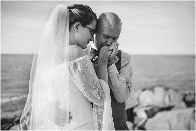 nick + kelsey // cleveland, ohio weddingphotography
